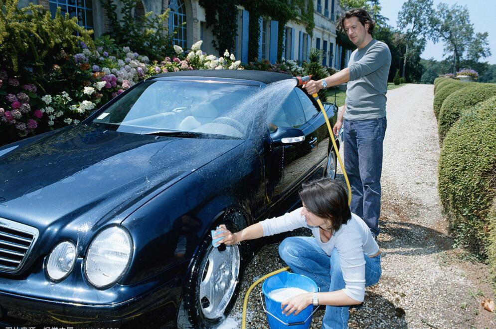 Washing the Car is Not As Easy As You Think