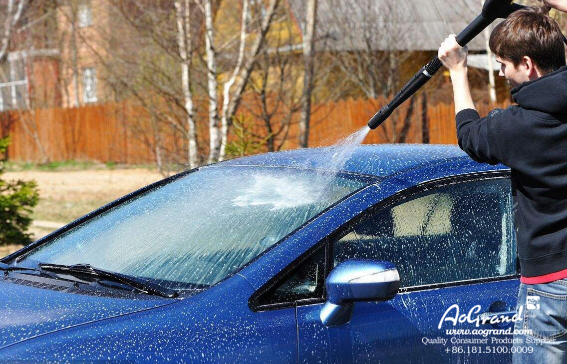Washing Your Car Should Pay More Attention