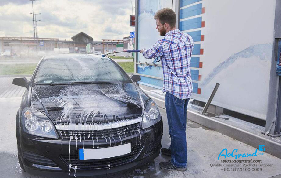Washing Your Own Car, Pay Attention to These Details