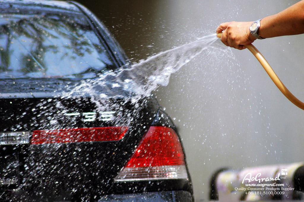 Car Cleaning Procedures and Precautions