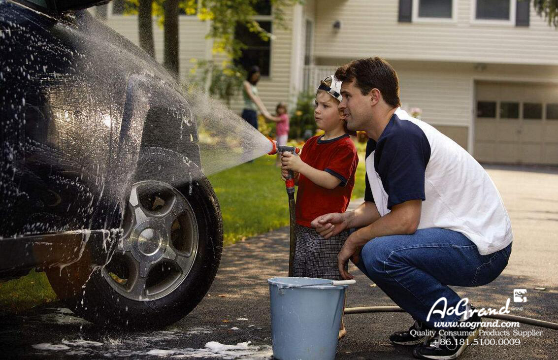 The Best Way to Wash Your Car